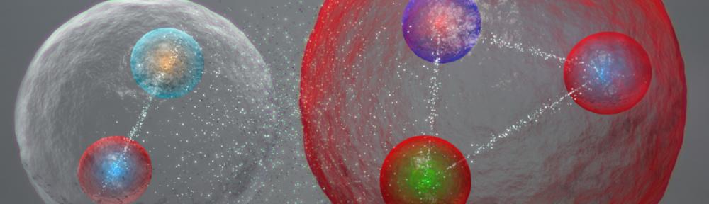 Molecula pentaquark